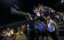 Đảo chính ở Thổ Nhĩ Kỳ thất bại