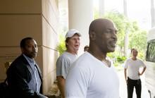 Mike Tyson đến TP HCM đóng phim