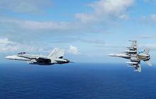 Trung Quốc tăng tần suất đe dọa máy bay Úc ở biển Đông