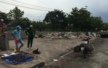 Bãi rác gây ô nhiễm môi trường