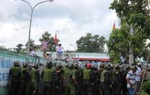 """""""Vỡ"""" trại cai nghiện ở Đồng Nai: Bắt khẩn cấp 20 đối tượng"""
