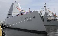 Hải quân Mỹ nhận tàu khu trục tối tân nhất