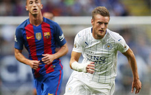Tân binh lập công, Leicester vẫn thảm bại trước Barcelona