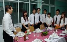 Học quản lý nhà hàng, khách sạn  với chương trình đào tạo chuẩn