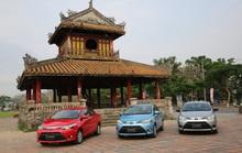 4.537 chiếc Toyota được giao trong tháng 4