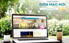 Vietnam Airlines đổi mới giao diện trang web chính thức