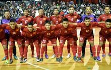 Tuyển futsal Việt Nam thua ngược Argentina