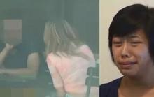 Cay đắng khi bạn gái ôm trai lạ sau màn chào hỏi cực ngắn