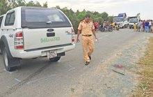 Phóng nhanh, tài xế tông chết bé gái băng qua đường