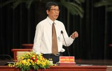 Tư lệnh ngành nông nghiệp nói dài, đại biểu quyết truy vấn