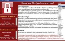 Mã độc tống tiền Wanna Crypt0r đã lây lan đến Việt Nam