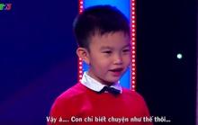 Ba bé Minh Khang: Nhất quyết không cho con thi gameshow nữa!
