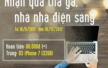 Cơ hội nhận iPhone 7 khi thanh toán hóa đơn tiền điện qua VPBank Online