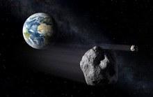 """Đầu năm 2017, trái đất """"tiếp đón"""" 4 thiên thạch"""
