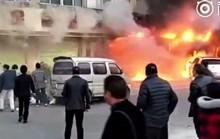 Trung Quốc: Cháy tiệm mát-xa, 18 người chết