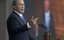 Ông Bush bất ngờ nói về chính sách nhập cư của TT Trump