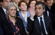 Pháp: Ưu ái vợ, ứng viên tổng thống tụt dốc