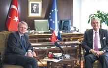 Quan hệ Thổ Nhĩ Kỳ - Hà Lan báo động đỏ