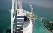 Những bãi đáp trực thăng thách thức phi công nhất thế giới
