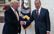 Nhà Trắng giận bốc khói vì bức ảnh của báo Nga