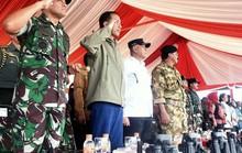Indonesia liên tiếp tập trận khủng gần biển Đông
