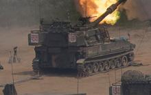 """Bị """"đe dọa"""", Hàn Quốc khai hỏa về phía Triều Tiên"""