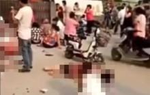 Trung Quốc: Nổ tại nhà trẻ, 66 người thương vong