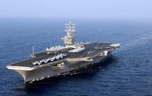 Nhóm tàu sân bay thứ hai của Mỹ tới châu Á - Thái Bình Dương
