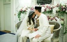 Công chúa Malaysia kết hôn với trai đẹp Hà Lan
