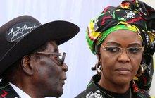 Đệ nhất phu nhân Zimbabwe bị bắt tại Nam Phi