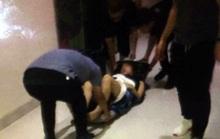 Uống cà phê tầng 26 bị kẹt thang máy, 1 cô gái gãy đùi