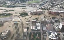 Mỹ xả đập cứu lũ cho Houston