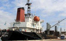 Kho vũ khí và giao dịch ngầm trên con tàu Triều Tiên