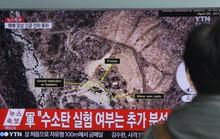Bãi thử hạt nhân của Triều Tiên bị hội chứng núi mệt mỏi?