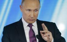 Ông Putin kêu gọi tôn trọng Tổng thống Donald Trump