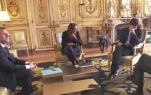 Chó cưng của tổng thống Pháp làm 3 quốc vụ khanh bó tay