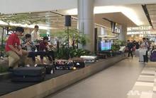 Nhà ga độc ở sân bay Singapore