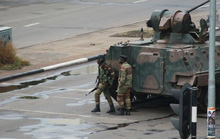 Quân đội Zimbabwe cầm giữ Tổng thống Mugabe