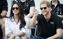 Hoàng tử Harry của Anh đã bị trói