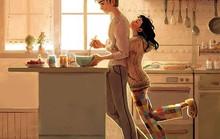 Bộ tranh: Tình yêu đến từ những điều nhỏ nhặt nhất