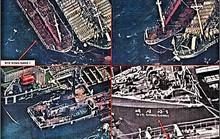 Tàu Trung Quốc bán dầu trái phép cho Triều Tiên