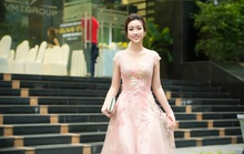 Hoa hậu Đỗ Mỹ Linh sẽ sánh vai cùng hoa hậu Pháp trên sàn catwalk