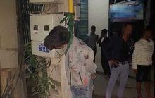 Thanh niên trộm chó bị hành hung, cột cổ lên cột điện