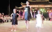 Ấn tượng thời trang tại Đêm lụa Phương Đông huyền ảo
