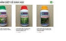Thực hư thuốc trừ cỏ uống không chết