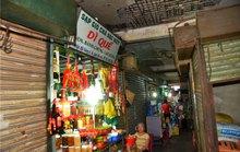 Chợ ế ẩm, xuống cấp