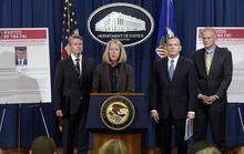 Mỹ truy tố điệp viên Nga tấn công mạng Yahoo