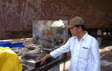 Tàu vỏ thép hỏng: Ngư dân sợ đi tù vì ngập nợ