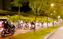 200 quái xế đua xe liên quận ở TP HCM