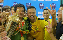 Bóng đá Nam Định trở lại sau 7 năm